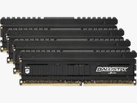 Ballistix Elite Series DDR4 3600 MHz UDIMM Memory