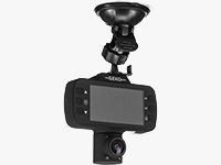 OwlScout 2-Channel 1080p Dash Cam with Night Vision