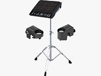 SPD-SX Sampling Pad, Stand, and Drum Triggers Kit
