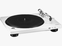 DP-450 Stereo Turntable with USB (White)