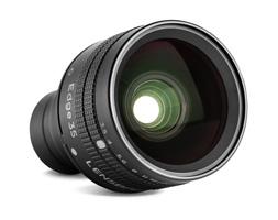 Edge 35 Optic for Canon, Nikon, MFT, Fuji, and Sony E