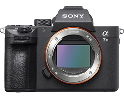 Releases Major Firmware 3.0 for a7 III and a7R III