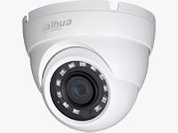 Outdoor Network Mini Turret Camera