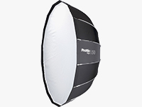 Raja Hexa and Oval Softboxes