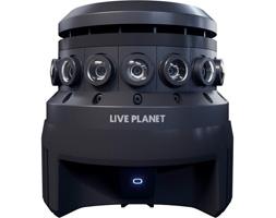 360 3D VR Camera