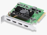DeckLink Quad HDMI Recorder Capture Card