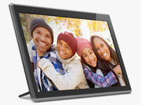 "17.3"" Digital Photo Frame with Touchscreen & Wi-Fi"