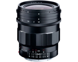 Nokton 21mm f/1.4 Aspherical Lens for Sony E  Now Shipping