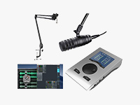 Babyface Pro All-In-One Podcasting Bundle