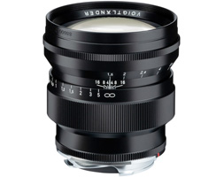 Nokton 75mm f/1.5 Aspherical Lens