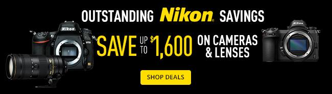 Nikon Banner