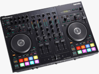 DJ-707M 4-Channel, 4-Deck DJ Controller for Serato DJ Pro