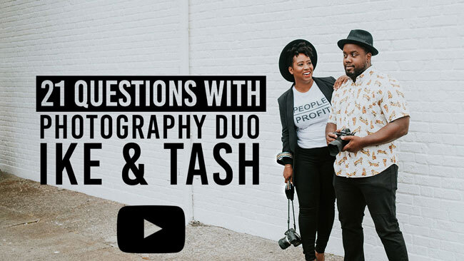21 Questions with Ike and Tash