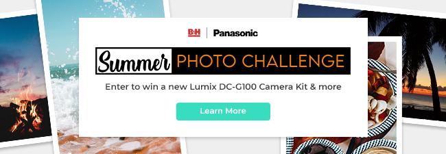 Summer Photo Challenge Banner