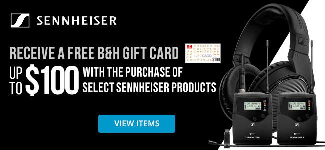 Sennheiser Banner - Waiting for link