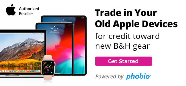 Apple Trade in Banner