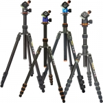 Travel Tripods with Ball Head