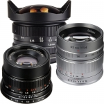 Mirrorless System Lenses