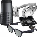 Sunglasses, Headphones & Speakers