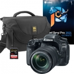 EOS 80D DSLR Camera Kits