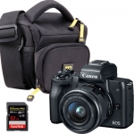 EOS M50 Mirrorless Camera