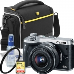 EOS M6 Mirrorless Camera