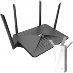 Wi-Fi Routers and Range Extenders