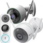 Wi-Fi Cameras & Doorbell