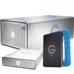 G-DRIVE & G-RAID Drives