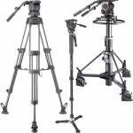 Pedestal Systems, Tripods, Monopods & Accessories