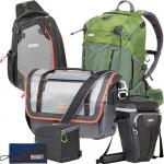 Backpacks & Cases