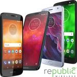 X4/G6/e5/Z3 Smartphones