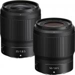 Z Lenses 35mm & 50mm