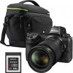 Z Series Full Frame Mirrorless Cameras