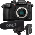 Lumix DC-GH5S Micro 4/3 Camera