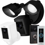 Surveillance Cameras & Doorbells