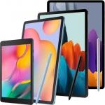 Galaxy Tab A, S6 Lite, S7, S7+