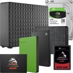 SSD & Hard Drives