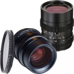 Cine Lenses & Filters