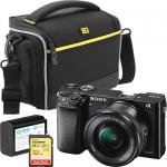 Alpha a6000 Mirrorless Camera