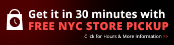 Get it in 30 minutes with FREE NYC Store Pickup