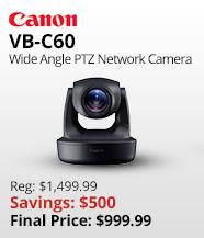Canon VB-C60
