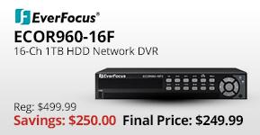EverFocus ECOR960-16F