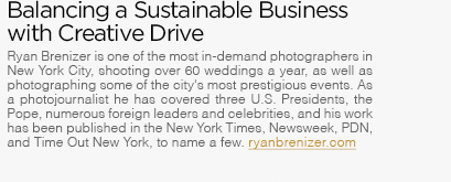 Balancing a Sustainable Business with Creative Drive