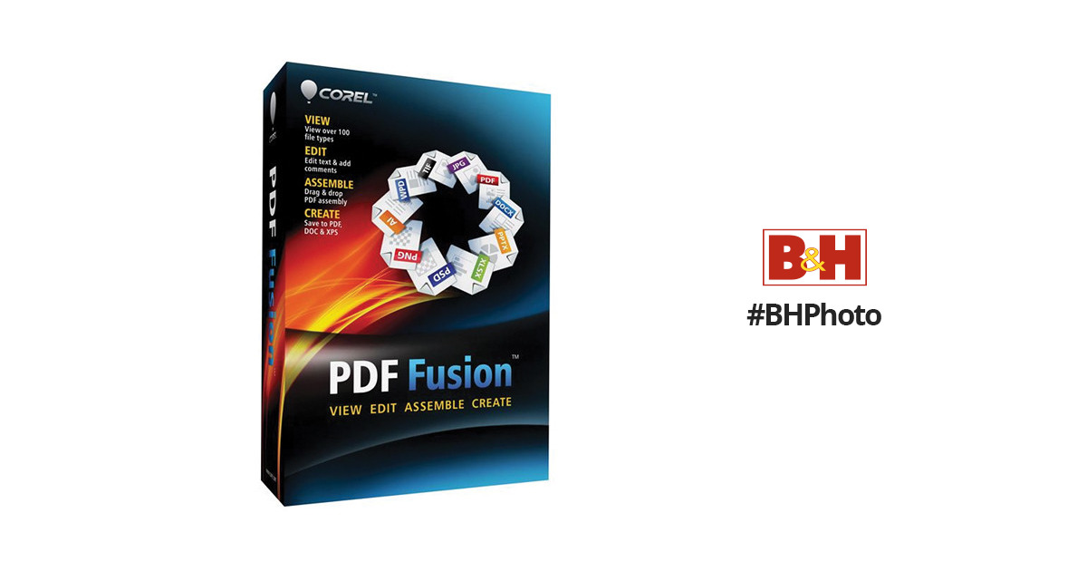 Corel Pdf Fusion Pro