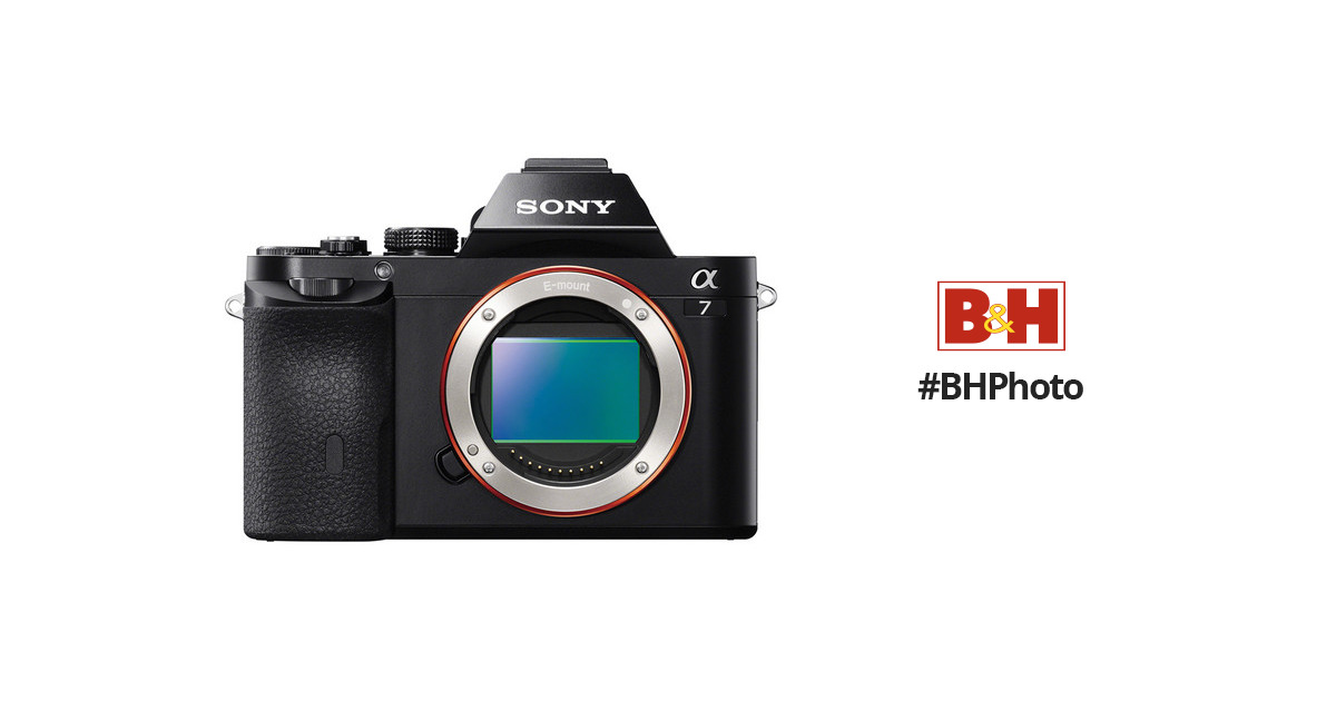 Sony a7 Digital Camera ILCE7/B - B&H Photo Video
