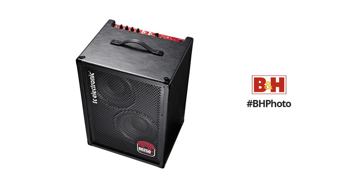 tc electronic bg250 210 250 watt combo bass amplifier 990630011. Black Bedroom Furniture Sets. Home Design Ideas