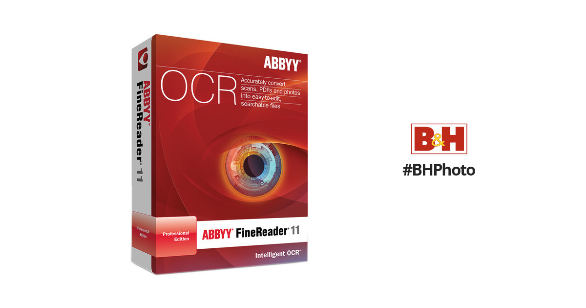 abbyy finereader 11 professional edition serial number