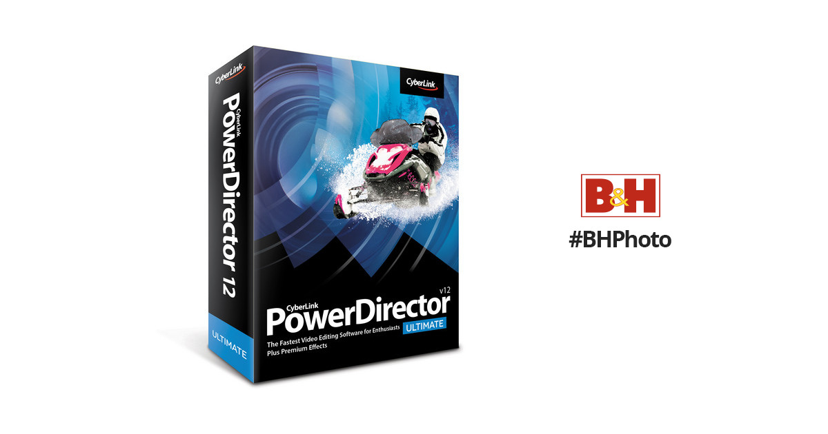 Cyberlink powerdirector 12 ultimate product key