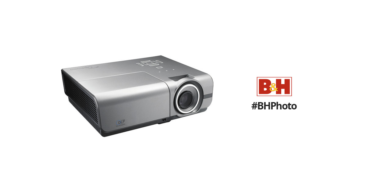 Optoma Technology X600 XGA DLP Full 3D Projector
